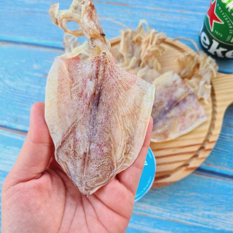 [Siêu Rẻ 2k] Khô Mực Mini - Rất Mềm Và Ngọt - Đặc Sản Thịnh Long JoJo Seafoods