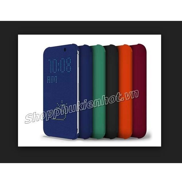 Bao da cho HTC Desire 626 - Dot View