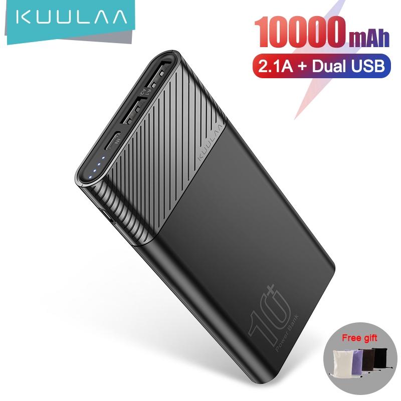 Sạc dự phòng KUULAA 10000mAh cho iPhone 11 Pro Ipad Samsung Huawei iphone X
