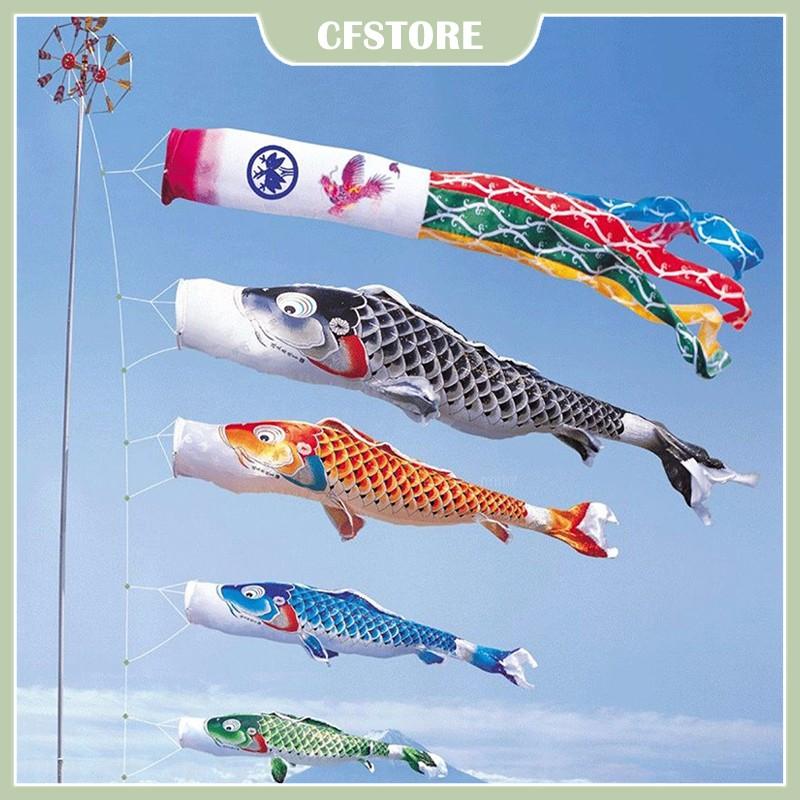 Diều hình cá chép Nhật Bản độc đáo đẹp mắt dài 40cm