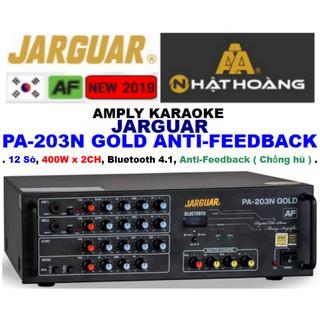AMPLY JARGUAR PA-203N GOLD ANTI-FEEDBACK thumbnail