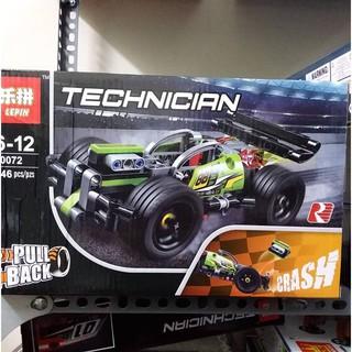 Lepin 20072 (Technic) – Bộ Lắp Ráp Xe Đua 146 Chi Tiết!