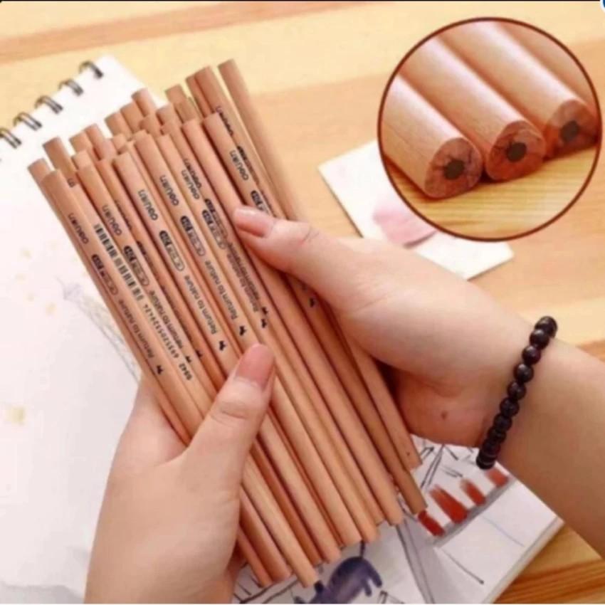 Hộp 50 chiếc Bút chì gỗ cho bé đi học 2B hàng xuất khẩu - 3118383 , 1048309538 , 322_1048309538 , 99000 , Hop-50-chiec-But-chi-go-cho-be-di-hoc-2B-hang-xuat-khau-322_1048309538 , shopee.vn , Hộp 50 chiếc Bút chì gỗ cho bé đi học 2B hàng xuất khẩu