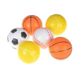 10cm PU Sponge anti stress ball surprise bouncy antistress toy squishy slow rising football kids funny gadgets