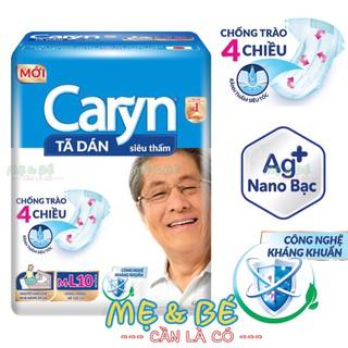 TÃ DÁN CARYN SIZE M-L 10 MIẾNG 20 MIẾNG
