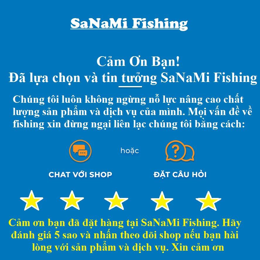 Lưỡi Câu Lục Câu Cá Lưỡi Câu Lục Tỳ  [ LOẠI 1 ] hàng thửa siêu bền Lưỡi Câu Cá Lục -SANAMI FISHING  [ LOẠI 1 ] hàng thửa