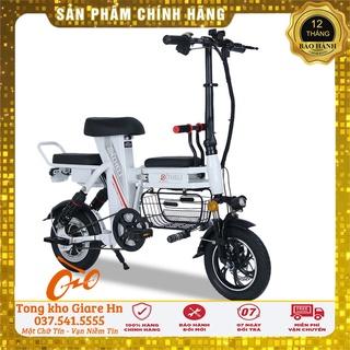 Xe đạp điện đa năng Adman-Theli, Theli gấp gọn - 3 ghế ngồi, Pin Lihium 48v-11A thumbnail