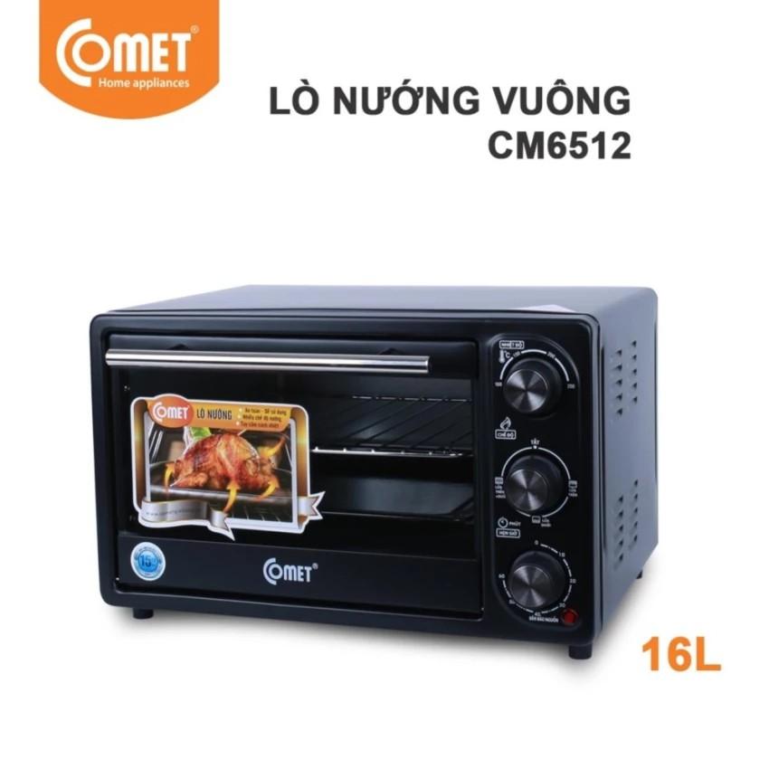 Lò nướng vuông CM6512- 16L-1200W