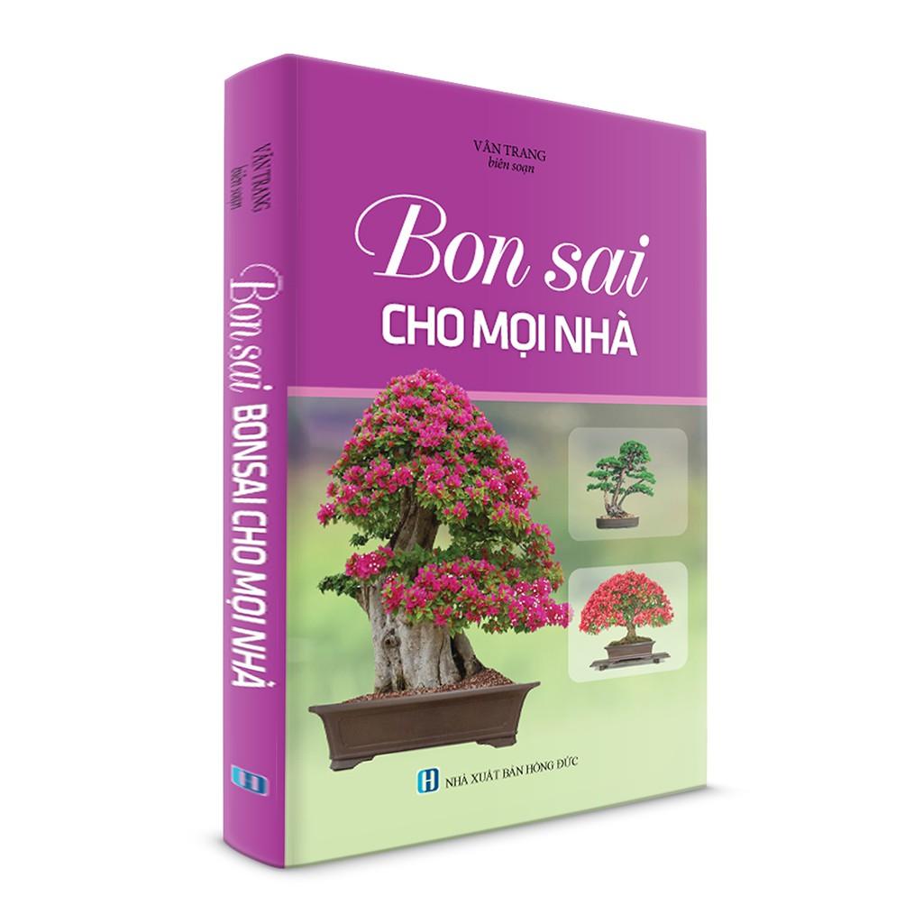 Sách Nông Nghiệp - BonSai cho mọi nhà