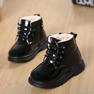Giày bốt Martin phong cách Hàn Quốc xinh xắn cho bé
