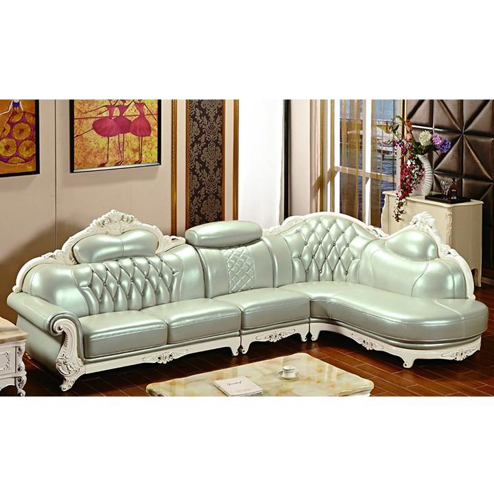 Ghế sofa góc phòng khách hiện đại nhất HHP-SFGP8