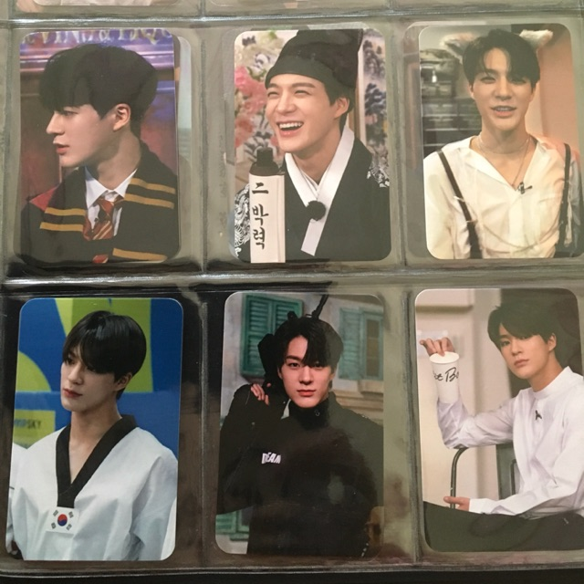 Full 6 card Jeno