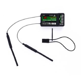 Flysky 2.4G 6CH FS-iA6B Receiver PPM Output With iBus Port