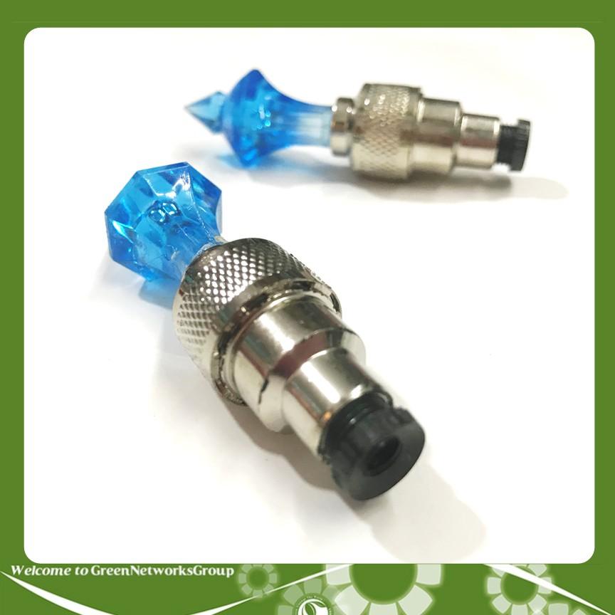 Bộ 2 đèn led gắn van xe máy xe đạp kim cương49 (xanh dương) - 2662423 , 1167657317 , 322_1167657317 , 79000 , Bo-2-den-led-gan-van-xe-may-xe-dap-kim-cuong49-xanh-duong-322_1167657317 , shopee.vn , Bộ 2 đèn led gắn van xe máy xe đạp kim cương49 (xanh dương)