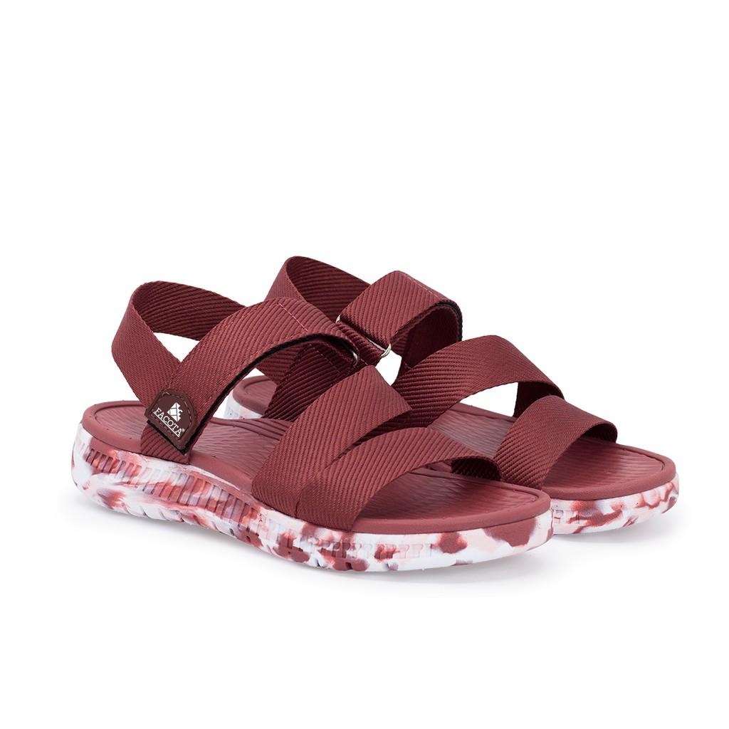 Giày sandal nữ Facota V1 Sport HA11 chính hãng sandal nữ quai dù sandal nữ đi học