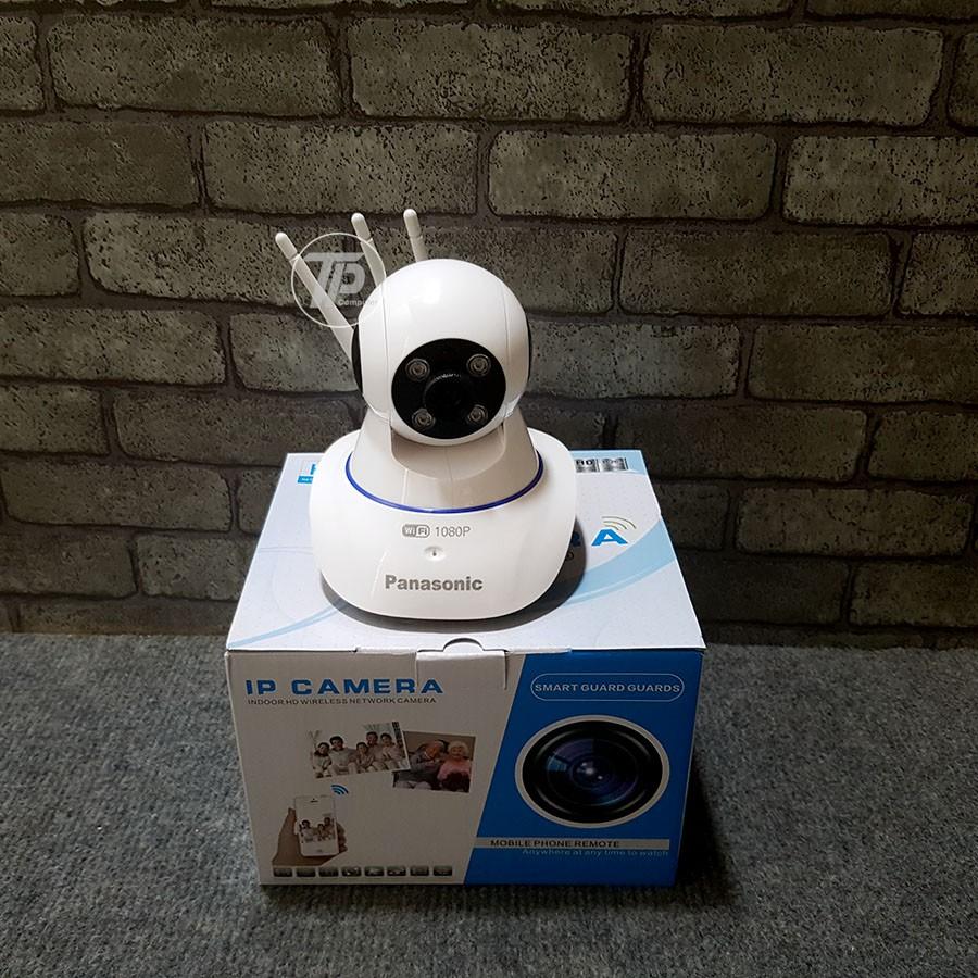 Camera ip wifi 1080p quay 360 độ có chế độ báo động ngay trên điện thoại