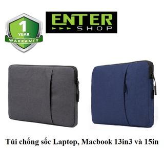 [Mã ELDEC10K giảm 10K đơn 20K] Túi chống sốc dành cho Macbook , Laptop 13.3inch và 15inch thumbnail
