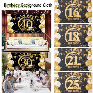 RAINBOW Home Decoration Photo Studio Backdrop Anniversary Photo banner Background Cloth Creative Adult Black|series Party Supplies Birthday Party Tapestry