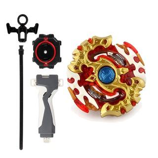 Rapidty Fight Burst Spinning Top Toy Grip Set Spriggan Requiem.0..Zt B-100