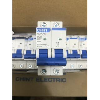 [Chint] Attomat NXB-63 2Pha 32A hàng chất lượng cao thumbnail