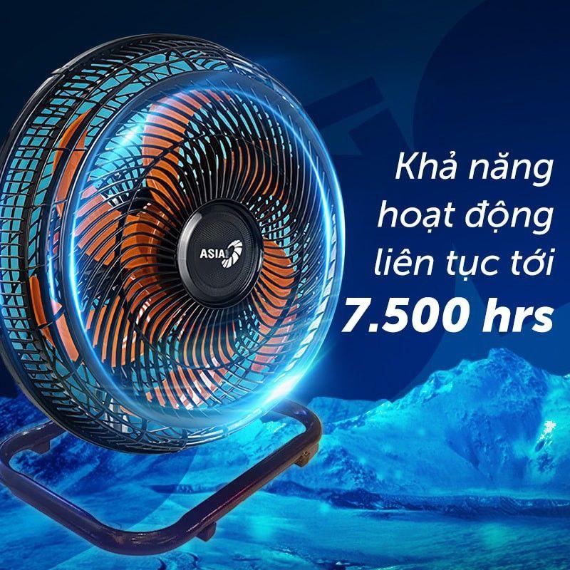 Quạt sàn CN ASIA STB1601( SP mới 2021) công xuất 80W giá cạnh tranh