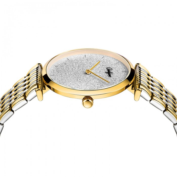 Đồng hồ Onlyou Nam 81205GA Dây thép không gỉ 40mm