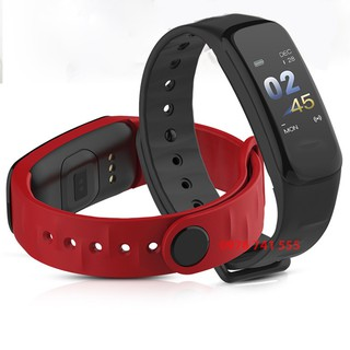 Vòng đeo tay thông minh Wearfit C1 theo dõi sức khỏe