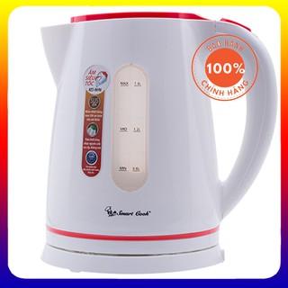 [Mã ELFLASH5 giảm 20K đơn 50K] Ấm Đun Nước Siêu Tốc Smartcook 1.8L KES-0696