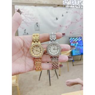 Đồng hồ kim loại Gues nữ sang chảnh -Donghonu