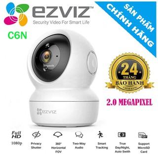 Camera wifi Ezviz C6N 1080p(2M) xoay 360 – Hàng chính hãng