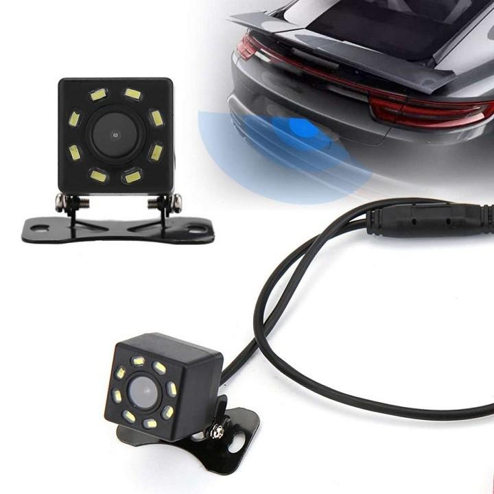 Camera Lùi Oto, Màn hình LED 720p, chống bụi, chống nước - CAMERA Hành Trình