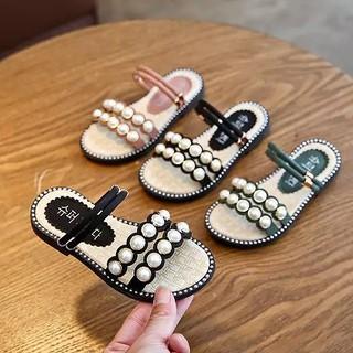 Dép Sandal cho bé gái – dép sandal đính đá siêu xinh phong cách hàn quốc hàng cao cấp dành cho bé gái 1-5 tuổi