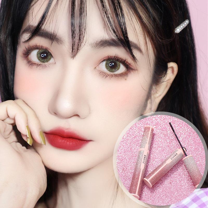 (Hàng Mới Về) Mascara Kim Tuyến Lấp Lánh Phong Cách Hàn Quốc Dành Cho Người Mới Bắt Đầu