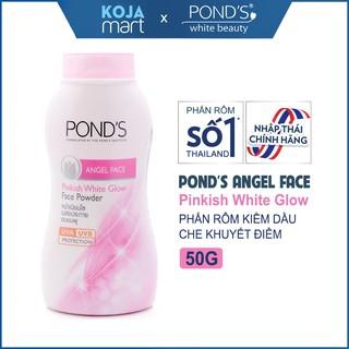 Phấn Rôm Pond s Kiềm Dầu Che Khuyết Điểm Anger Face Thái Lan 50g thumbnail