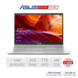 Laptop ASUS X509FJ-EJ153T i5-8265U I 4GB I 1TB I 15.6