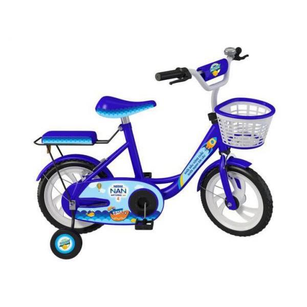 Xe đạp quà tặng sữa Nan/Sữa En