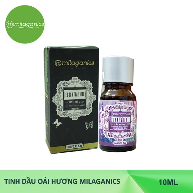 Tinh dầu Oải Hương MILAGANICS 10ml