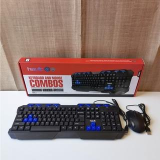Combos bàn phím và chuột Havit (HV-KB539CM) thumbnail