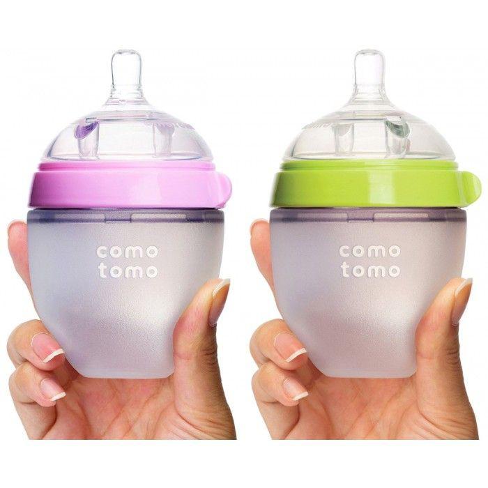 Bình sữa Comotomo Mỹ 150ml cao cấp (chính hãng)