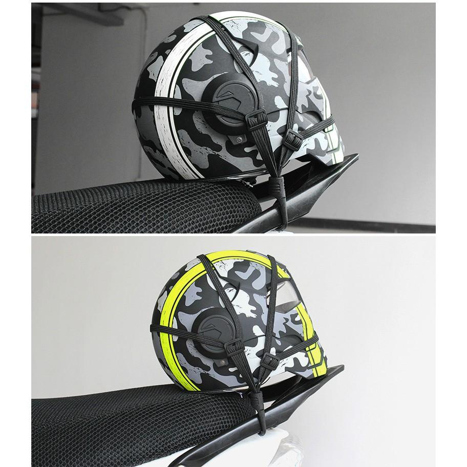 Dây ràng nón bảo hiểm cho xe máy chất lượng cao 60cm