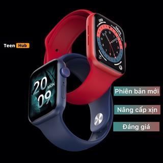 Đồng hồ thông minh bản Mới ra và Nâng cấp, Đồng hồ thông minh Watch 22 như apple watch có núm xoay, thay hình cá nhân