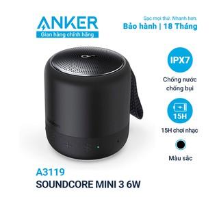 Loa Bluetooth SoundCore Mini 3 6w (By Anker) - A3119