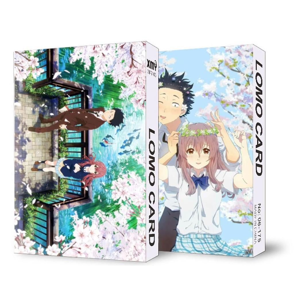 ( không kèm hộp ) Hộp ảnh lomo in hình Saiki Kusuo no Psi-nan SIÊU NĂNG LỰC GIA anime chibi 30 tấm