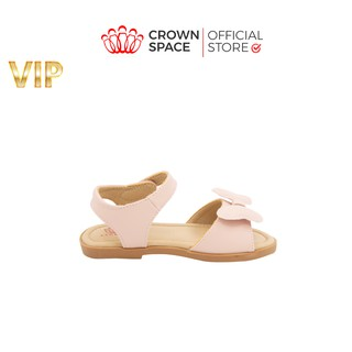 Xăng đan Bé Gái Crown Space UK Princes Sandals Trẻ Em Cao Cấp CRUK7026 thumbnail