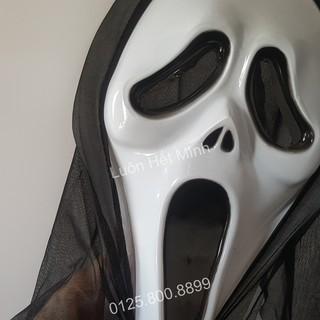 Mặt Nạ Sát Nhân mặt nạ Scream LM 666
