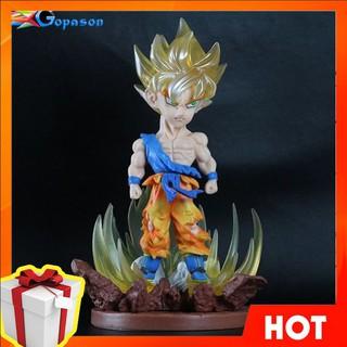 [TẶNG MÓC KHÓA] Dragon Ball Z Son Goku Super Saiyan 2