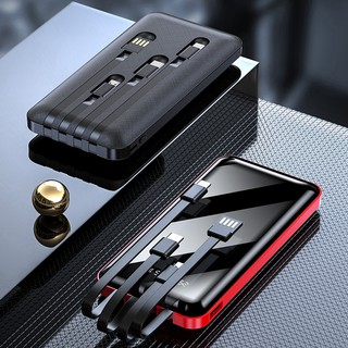 """Pin sạc dự phòng YM276S 20000mAh nhỏ gọn di động đi kèm với dây cáp sạc tiện dụng giá chỉ còn <strong class=""""price"""">13.680.000.000đ</strong>"""