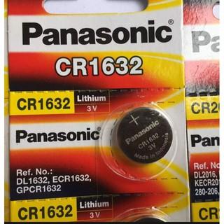 Pin nút/ Pin cúc áo CR1632 Panasonic