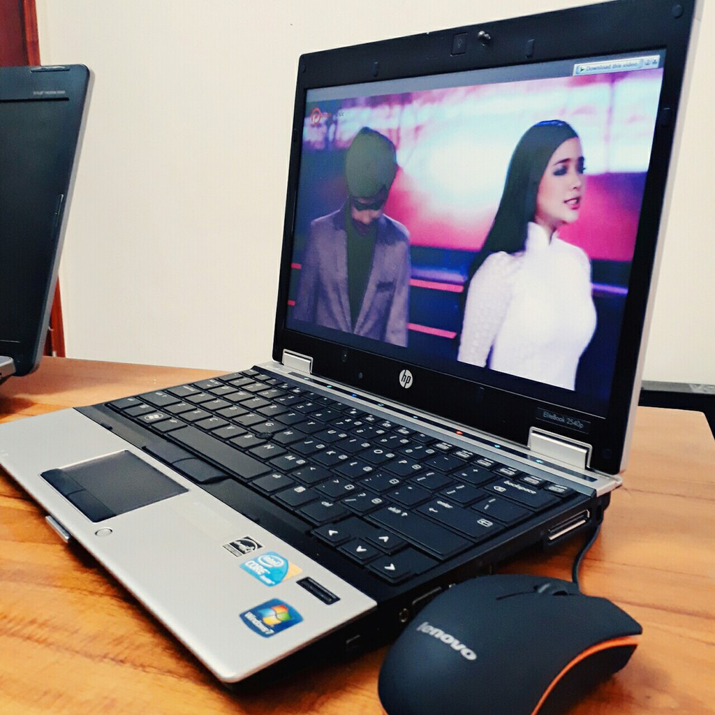 Laptop HP 2540p Core I7/4G/HDD250G Cấu Hình Cao, Nhập Khẩu Nhật Bản.