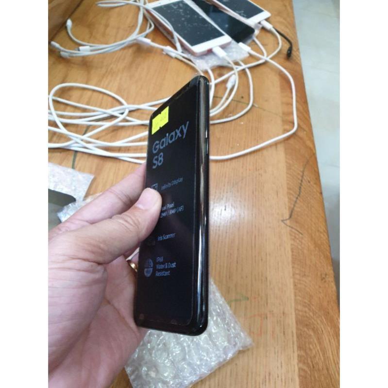 điện thoại Samsung Galaxy S8 Plus 2 sim ram 4G/64G mới zin Chính Hãng, chơi PUBG/Free Fire mượt